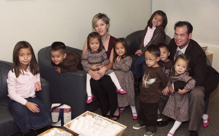 Kate Gosselin Jon Gosselin kids