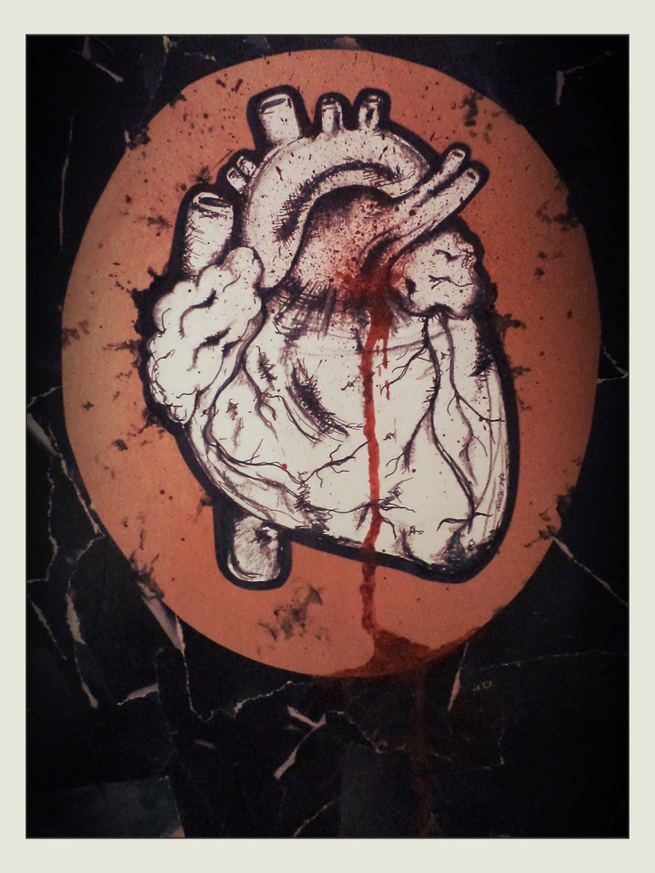 Collage/Cuore. By Me. 2012
