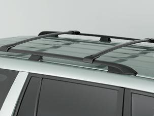 Genuine Honda Crossbars - 2016 Pilot:   This is a Honda Genuine crossbar for the Honda Pilot 2016 only. Goes across the Roof Rails also only made for the 2016 Pilot.