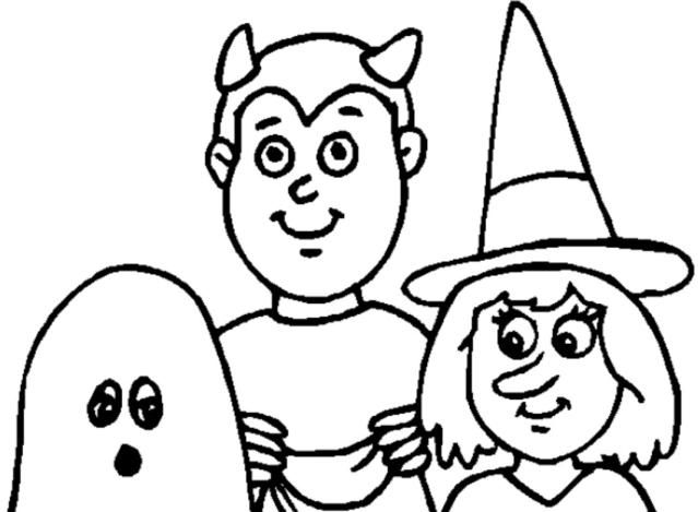 Thousands Free Printable Halloween Coloring Pages: DLTK's Halloween Coloring Pages