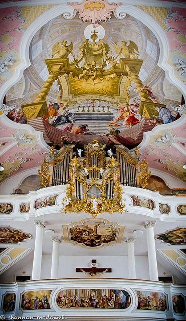 925 best german churches cathedrals monasteries deutsche kirchen peter and paul church oberammergau germany fandeluxe Images