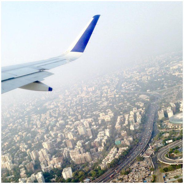 Mumbai underneath