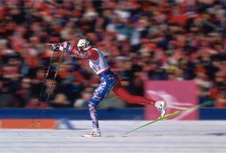 Techniky běhu na lyžích