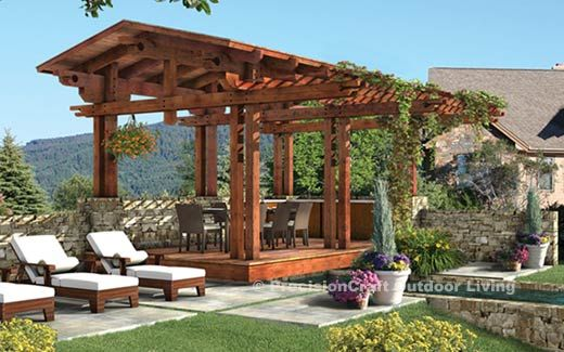 Pergola Ideas And Plans | Pergola Plans – How to Build an Outdoor Pergola With the Right Plan ...