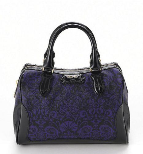 Hello Kitty x ANNA SUI 2WAY Handbag Boston Bag Purse Shopulde Travel Japan T5135   eBay