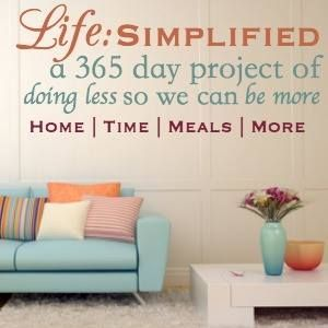 Clearing the Clutter : Simplifying Life - Simple Living Mama