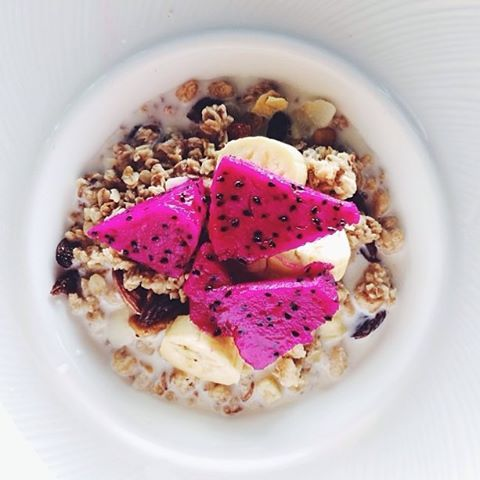 Healthy, tasty and colorful! #ArtMaisons #Santorini Photo credits: @chelsey.m