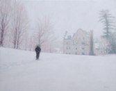 Williams College - Snow Fall by William Barkin
