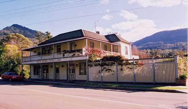 Mount Kembla Pub NSW