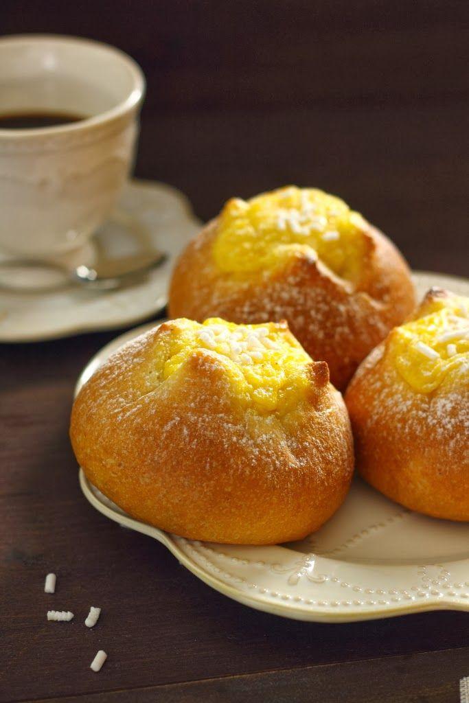 formine e mattarello: Le veneziane alla crema