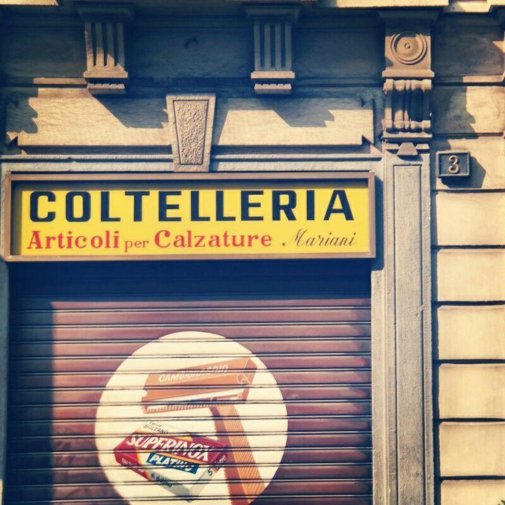 Via Farini, Milano
