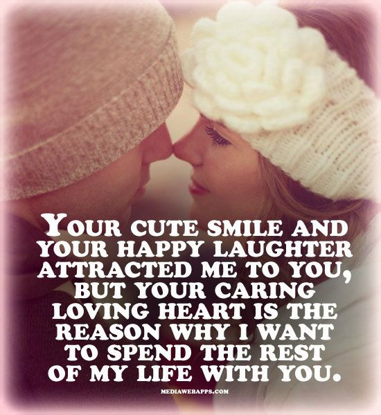 Your So Amazing: This Is So True Baby!! I Love Your Laugh...it Immediately