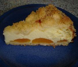 Quark-Streusel-Kuchen mit Pfirsichen von Kiwis Nest auf www.rezeptwelt.de, der Thermomix ® Community