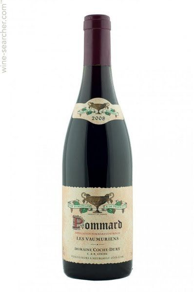 Coche-Dury Pommard Les Vaumuriens, Coche-Dury, 2008 - All Wines