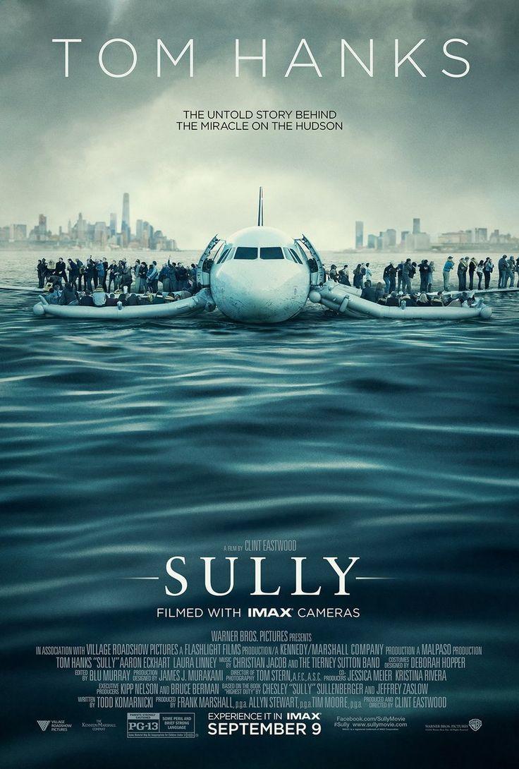 Sully  MovieDeputy.com #MovieDeputy #Sully #Flight1549 #TomHanks #SullySullenberger #ChesleySullenberger #MiracleOnTheHudson