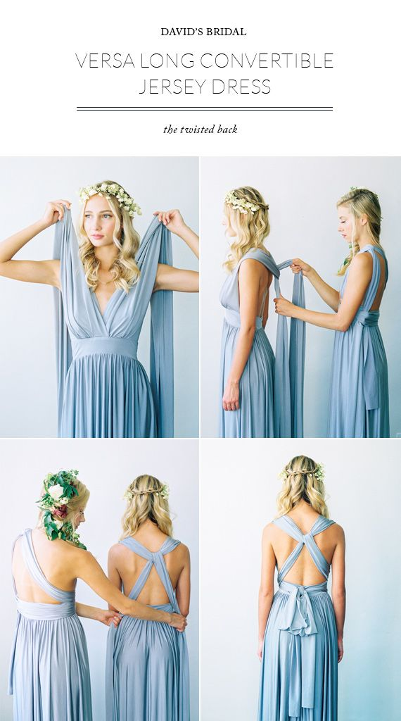 Weddings Bridesmaid Dresses with Long and Short