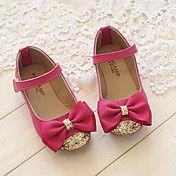 zapatos niñas consuelan pisos planos del taló... – USD $ 14.39