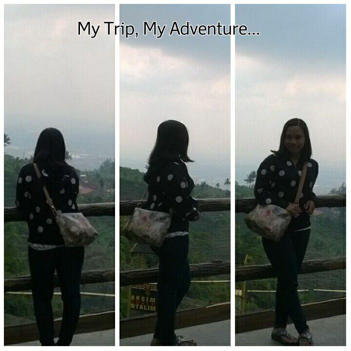 My trip, my adventure.......so happy....