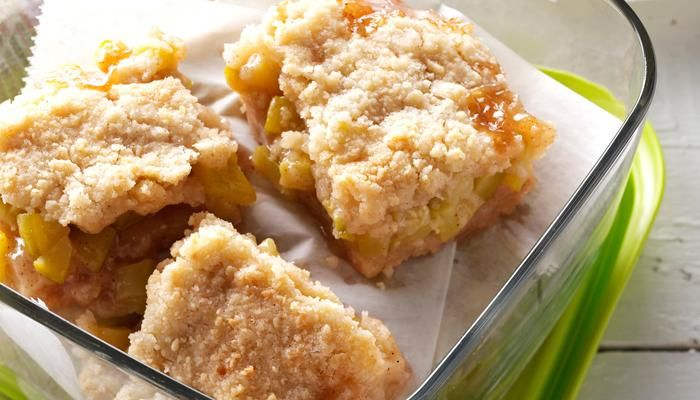 Got zucchini? Here's a tasty way to use it you're sure to love! Zucchini Dessert Squares