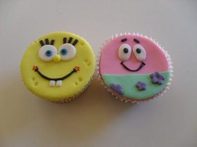 spongebob cupcakes recipe | Spongebob Cupcakes | TheCupCakePop