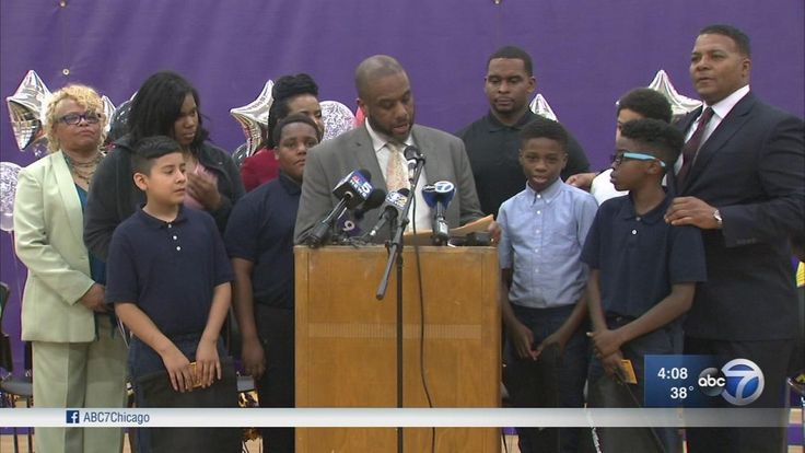 Six students at Rosa Parks Middle School on the border of Harvey and Dixmoor were honored Friday at a special assembly just days after the group found a semi-automatic handgun loaded with 10 rounds outside their school.