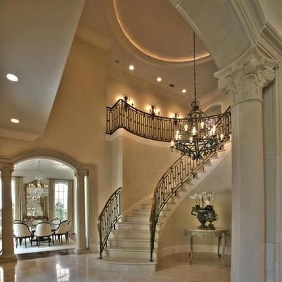 Marble mansion want, want, want!