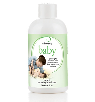 Philosophy baby - the only shampoo that I use on my little one.