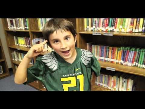 This is a very well done rap by elementary school age students in grades 3 – 5, about the importance of reading and how our brain grows as we read. This is a great resource to encourage reading!