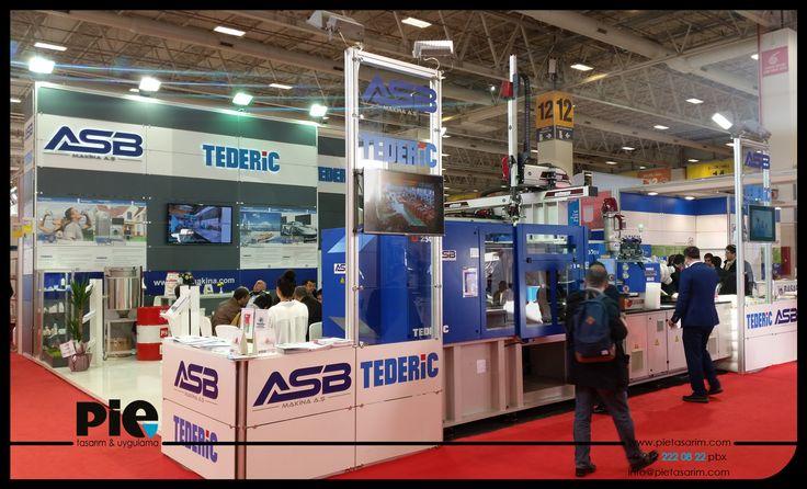 Automechanika Fuarı ''ASB MAKİNA'' Stand Uygulamamız