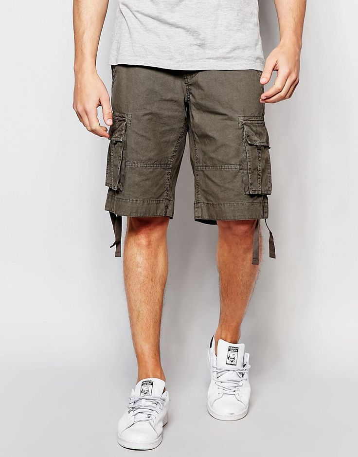 Image 1 of Bellfield Cargo shorts
