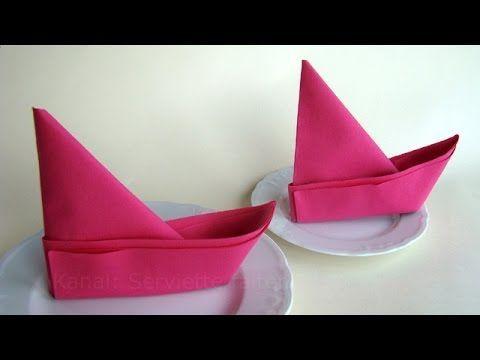 die besten 25 boot falten ideen auf pinterest schiff falten papier falten boot und kleines. Black Bedroom Furniture Sets. Home Design Ideas