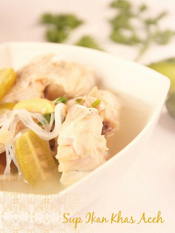 Sup Ikan Khas Aceh