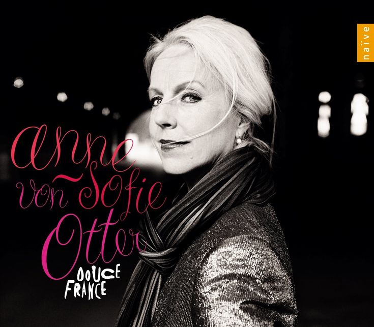 Anne Sofie von Otter | Douce France - new album