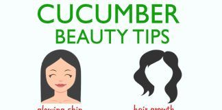 Best beauty tips using cucumber