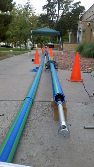 Dec 2012. Command Performance. Sliplining eliminates water loss and restores pressure and flow in heating system for a military prep school and junior college in New Mexico.
