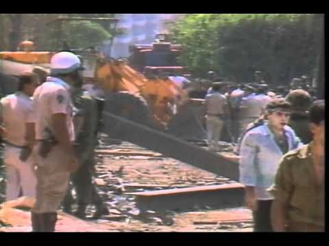 1983 American Embassy in Beirut Bombing