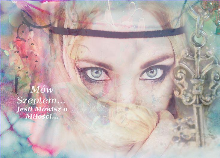 09 headline - mistic girl (Szeptem) by Katia79 on DeviantArt