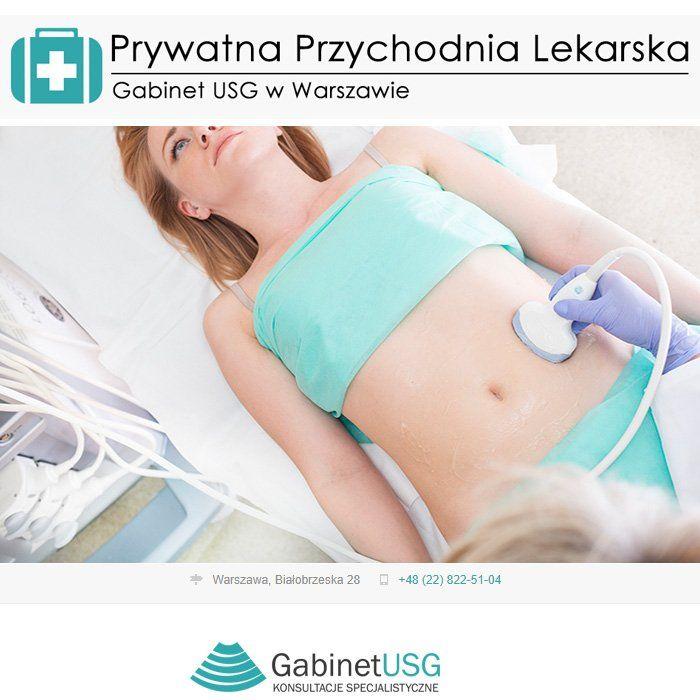 #USG brzucha powinno być badaniem profilaktycznym, wykonywanym raz w roku, gdyż ocenia stan wielu ważnych narządów