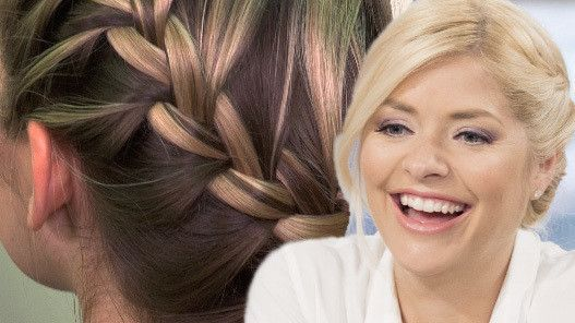 Recreate Holly's plait