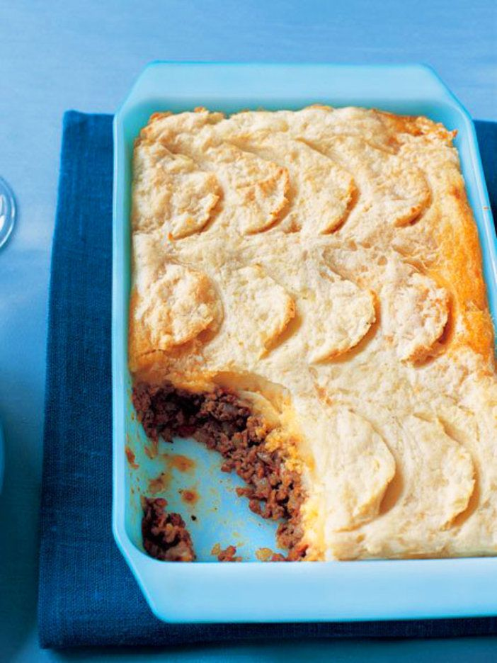 パイ皮不使用だが、イギリスが誇るパイ料理のひとつ|『ELLE a table』はおしゃれで簡単なレシピが満載!