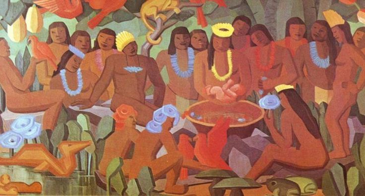 "Uma pesquisa recém-lançada acaba de mostrar que o Brasil explora a diversidade desde de muito antes de ser colonizado. Escrito pelos antropólogos Estevão Rafael Fernandes e Barbara Arisi, o estudo Gay Indians in Brazil: Untold Stories of the Colonization of Indigenous Sexualities (""Índios gays no Brasil"
