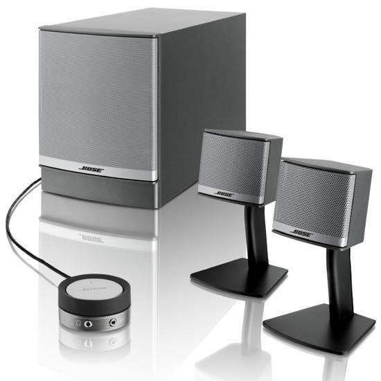 Bocinas Para Computadora Companion 3 De Bose Bose