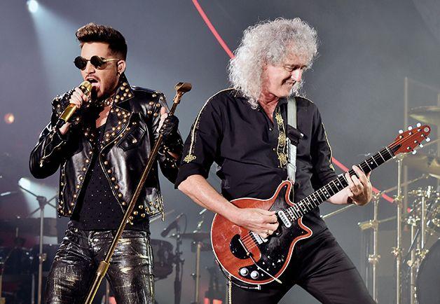 Queen (with Adam Lambert)