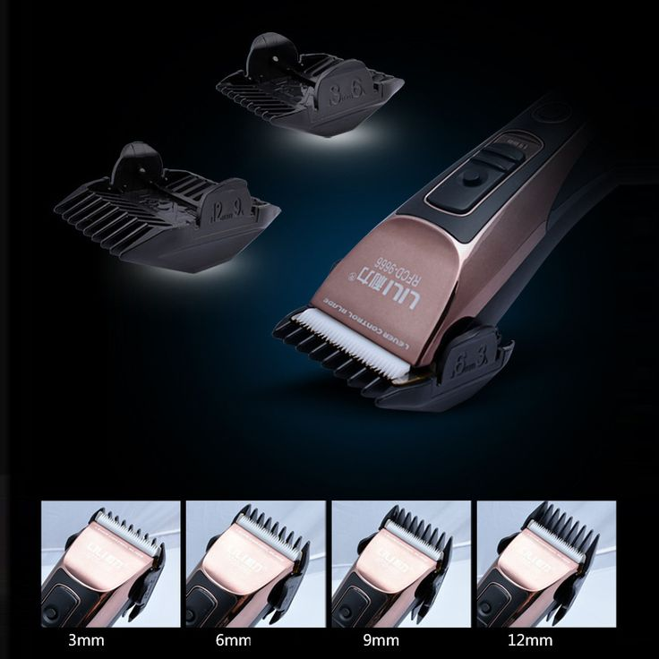 Машинка для стрижки волос 2016 Электрическая машинка для стрижки волос триммер для бороды профессиональные машинки для стрижки волос и триммеры мужская и бади Резки