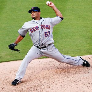 Join me in donating $0.25 or more to Johan Santana Foundation when Johan Santana throws a strikeout!