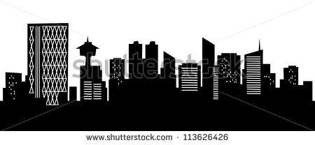 Calgary silhouettes - Google Search