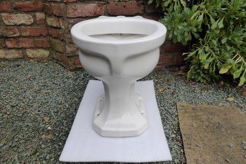 Quot Standard Quot Vintage 1930 50s Art Deco High Level Toilet