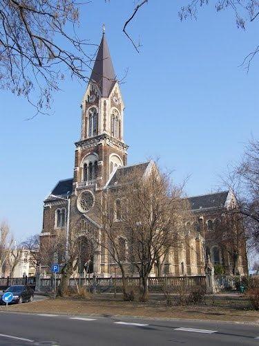Magyarok Nagyasszonya templom Budapest Ràkospalota