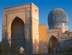 Мавзолей Гур-Эмир в Ташкенте