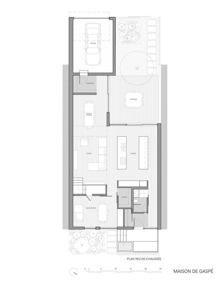 55 best Floor plan images on Pinterest Floor plans, Blueprints for - plan architecturale de maison